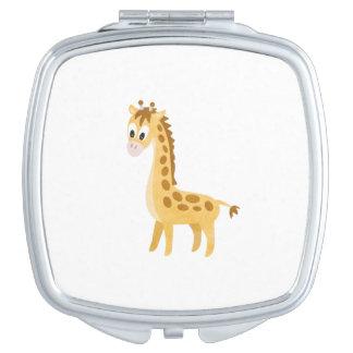 My Little Giraffe Mirror For Makeup