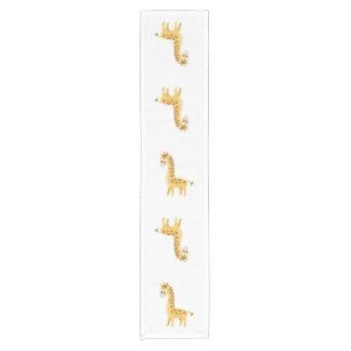 My Little Giraffe Short Table Runner