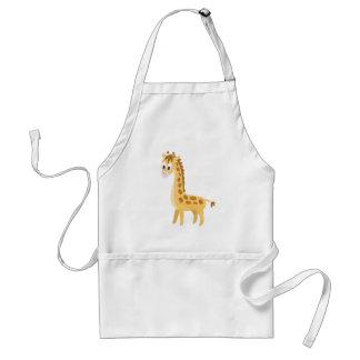 My Little Giraffe Standard Apron