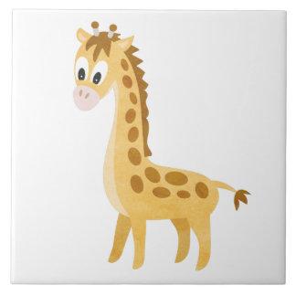 My Little Giraffe Tile
