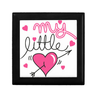 My little, heart, kid, love gift box
