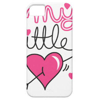 My little, heart, kid, love iPhone 5 cases