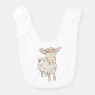 My Little Lamb Bib