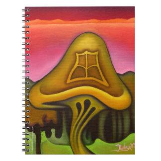 My Little Mushroom Journal