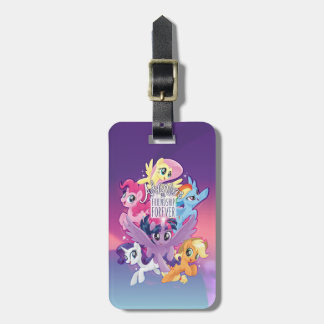 My Little Pony   Adventure and Friendship Forever Bag Tag