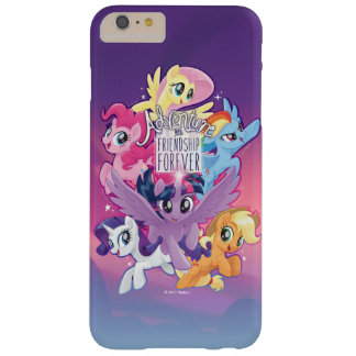 My Little Pony | Adventure and Friendship Forever Barely There iPhone 6 Plus Case