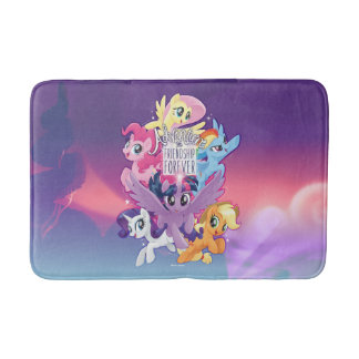 My Little Pony | Adventure and Friendship Forever Bath Mat