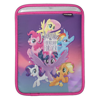 My Little Pony | Adventure and Friendship Forever iPad Sleeve