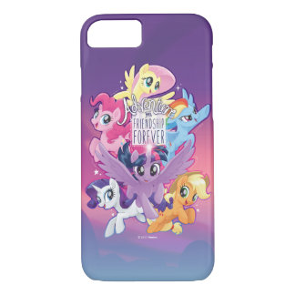 My Little Pony | Adventure and Friendship Forever iPhone 8/7 Case