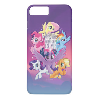 My Little Pony | Adventure and Friendship Forever iPhone 8 Plus/7 Plus Case
