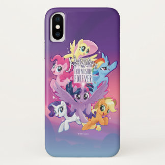 My Little Pony | Adventure and Friendship Forever iPhone X Case