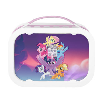 My Little Pony | Adventure and Friendship Forever Lunch Box