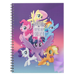My Little Pony | Adventure and Friendship Forever Notebook