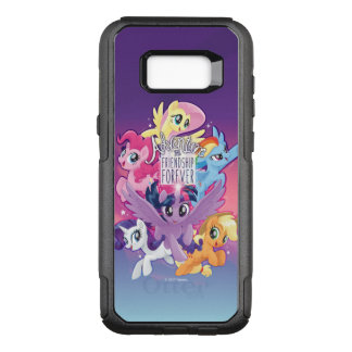 My Little Pony | Adventure and Friendship Forever OtterBox Commuter Samsung Galaxy S8+ Case