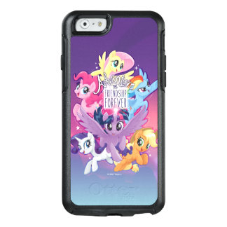 My Little Pony | Adventure and Friendship Forever OtterBox iPhone 6/6s Case