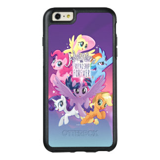 My Little Pony | Adventure and Friendship Forever OtterBox iPhone 6/6s Plus Case