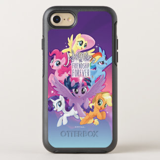 My Little Pony | Adventure and Friendship Forever OtterBox Symmetry iPhone 8/7 Case