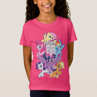 My Little Pony | Adventure and Friendship Forever T-Shirt