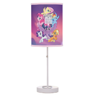 My Little Pony | Adventure and Friendship Forever Table Lamp