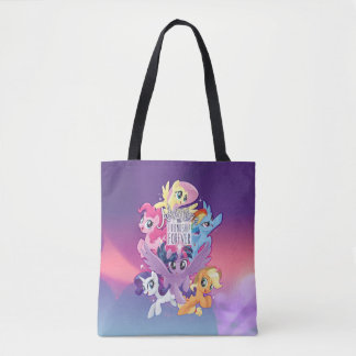 My Little Pony | Adventure and Friendship Forever Tote Bag