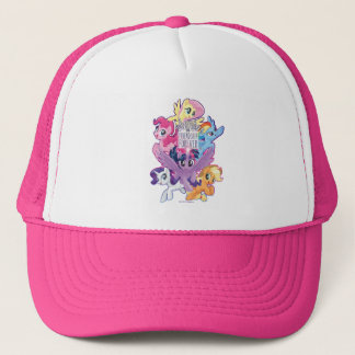 My Little Pony | Adventure and Friendship Forever Trucker Hat