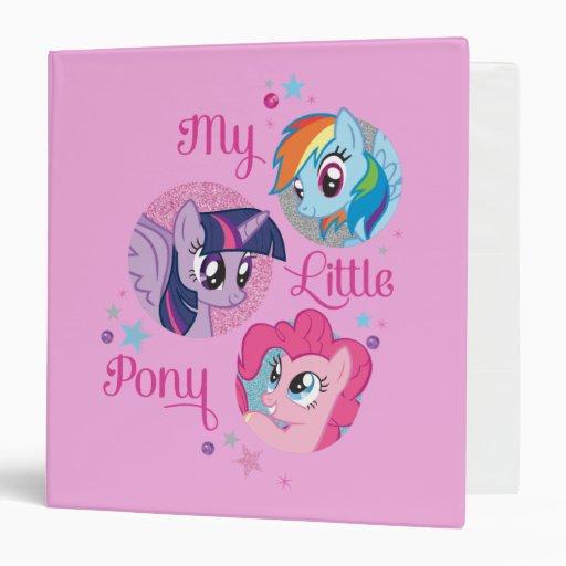 My Little Pony Binder