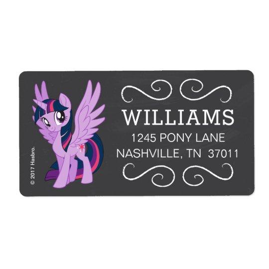 My Little Pony | Chalkboard Twilight Sparkle