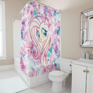 My Little Pony | Fluttershy Floral Watercolor