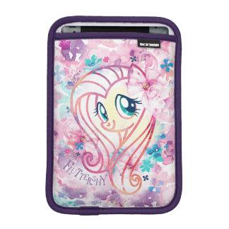 My Little Pony   Fluttershy Floral Watercolor iPad Mini Sleeve