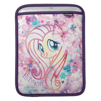 My Little Pony | Fluttershy Floral Watercolor iPad Sleeve