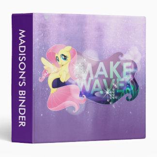 My Little Pony | Fluttershy - Make Waves 3 Ring Binders
