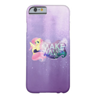 My Little Pony | Fluttershy - Make Waves Barely There iPhone 6 Case