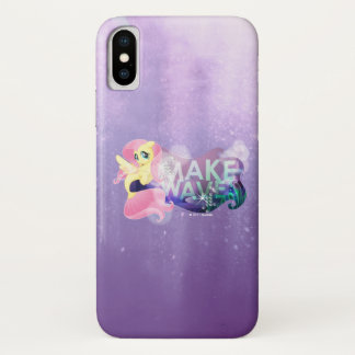 My Little Pony | Fluttershy - Make Waves iPhone X Case