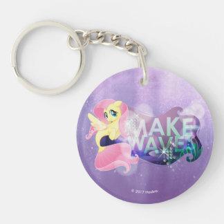 My Little Pony | Fluttershy - Make Waves Keychain