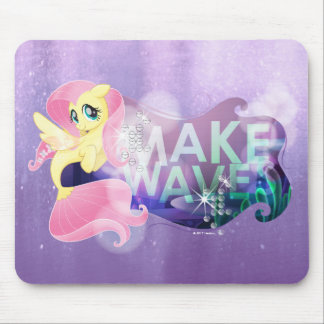 My Little Pony | Fluttershy - Make Waves Mouse Pad