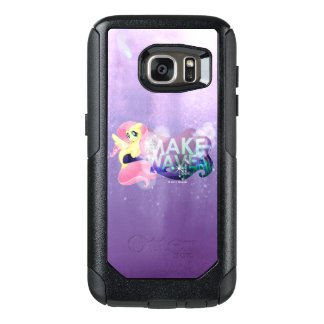 My Little Pony | Fluttershy - Make Waves OtterBox Samsung Galaxy S7 Case