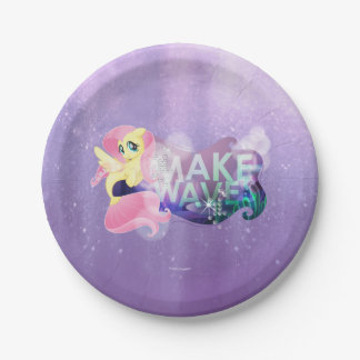 My Little Pony | Fluttershy - Make Waves Paper Plate