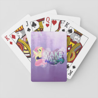 My Little Pony | Fluttershy - Make Waves Playing Cards
