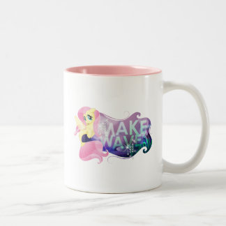 My Little Pony | Fluttershy - Make Waves Two-Tone Coffee Mug
