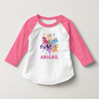 My Little Pony | Hot Pink Birthday T-Shirt