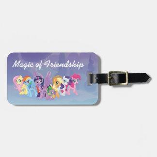 My Little Pony | Mane Six in Equestria Luggage Tag