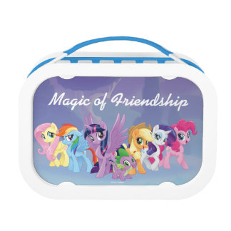 My Little Pony | Mane Six in Equestria Lunch Box