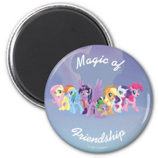 My Little Pony | Mane Six in Equestria Magnet
