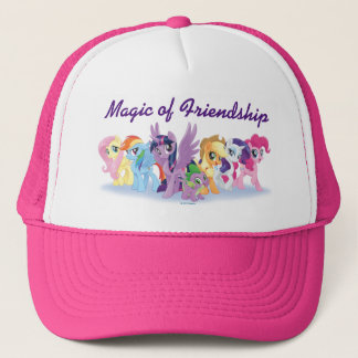 My Little Pony | Mane Six in Equestria Trucker Hat