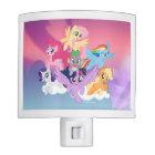 My Little Pony | Mane Six on Clouds Nite Light