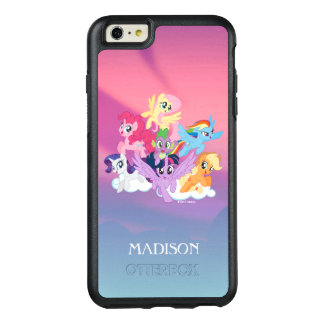 My Little Pony | Mane Six on Clouds OtterBox iPhone 6/6s Plus Case