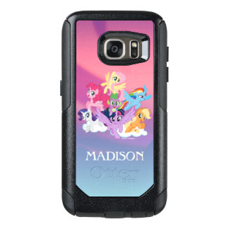 My Little Pony | Mane Six on Clouds OtterBox Samsung Galaxy S7 Case