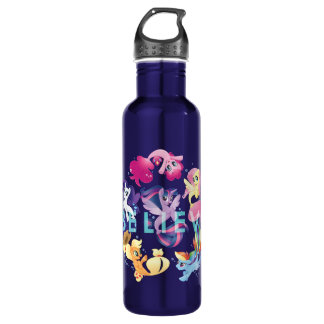 My Little Pony | Mane Six Seaponies - Believe 710 Ml Water Bottle
