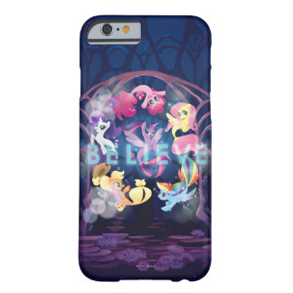 My Little Pony | Mane Six Seaponies - Believe Barely There iPhone 6 Case