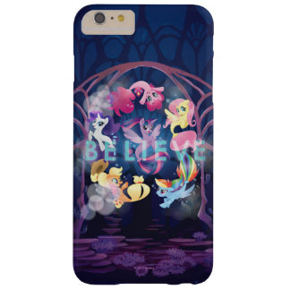 My Little Pony | Mane Six Seaponies - Believe Barely There iPhone 6 Plus Case